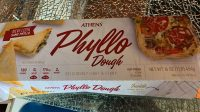 Phyllo Dough NOT USED