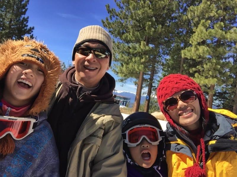 Skiing Seasons…