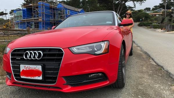 Audi Cabriolet B8