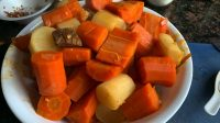 Carrots and Dakon