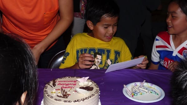 BranCena's 10th Birthday