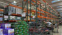 Costco Empty Shelves