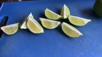 fresh lime for juice
