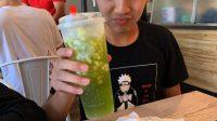big green tea