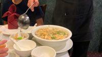 HK Sizzling Rice Soup
