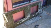dual sink granite