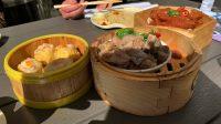 short ribs and xiu mai