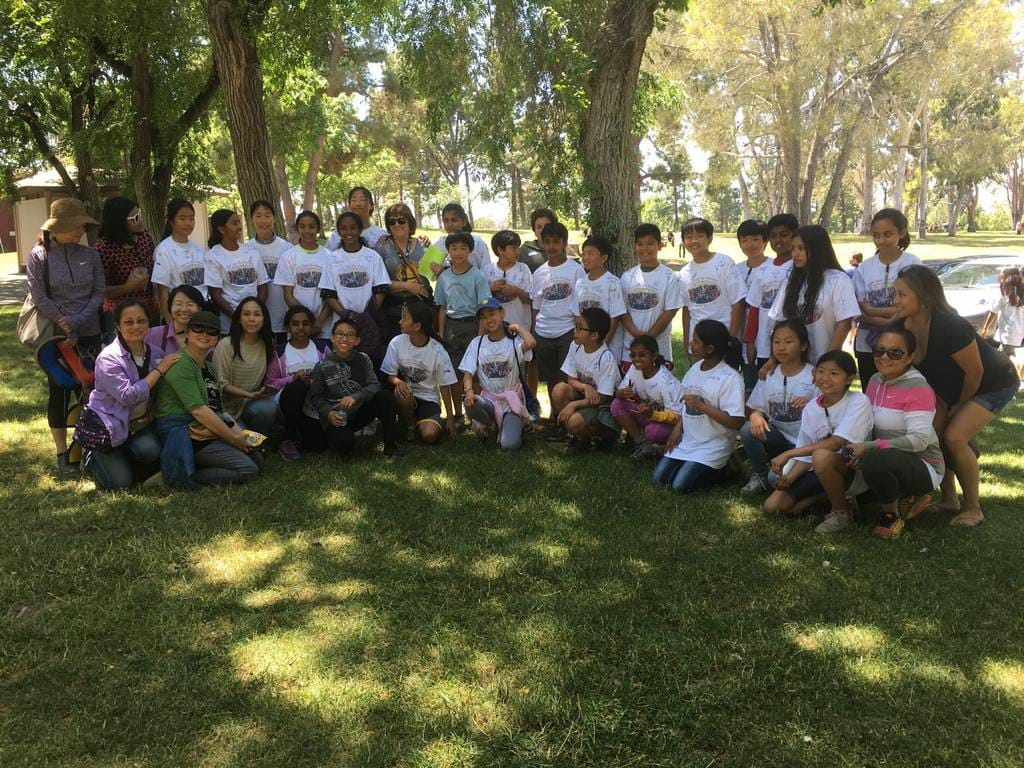 Ardenwood Elementary 6th Grade Picnic 2018