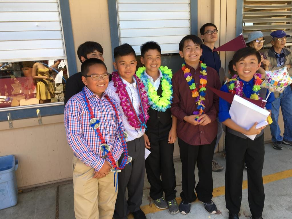 Ardenwood Elementary Promotion 2018