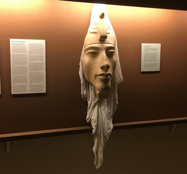 Rosicrucian Egyptian Museum 2018