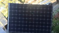 Solar City 325W Panel