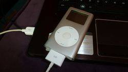 Transfer MP3 From Ipod To PC