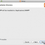 xampp installer 1