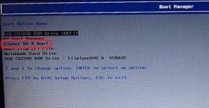 bios boot manager