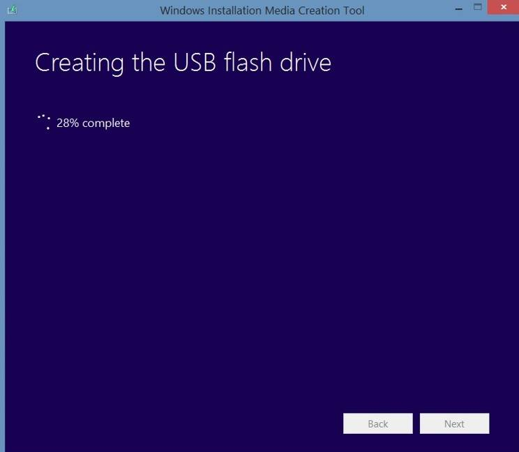 how to make windows install usb