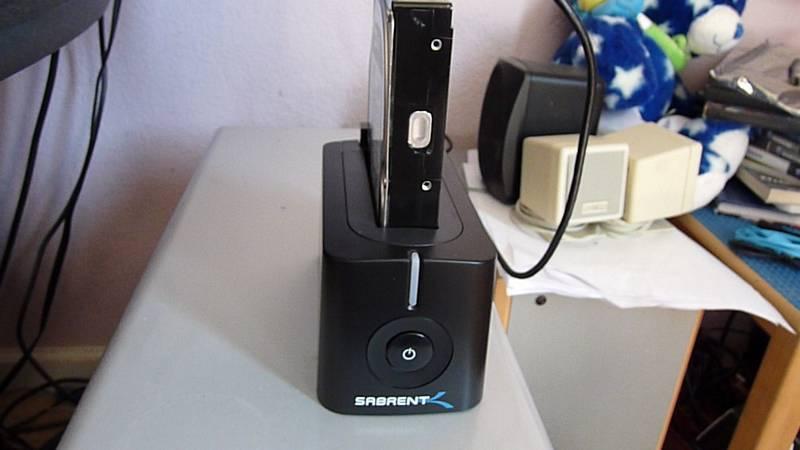 Sabrent USB Hard Drive Dock For Samsung Smart TV