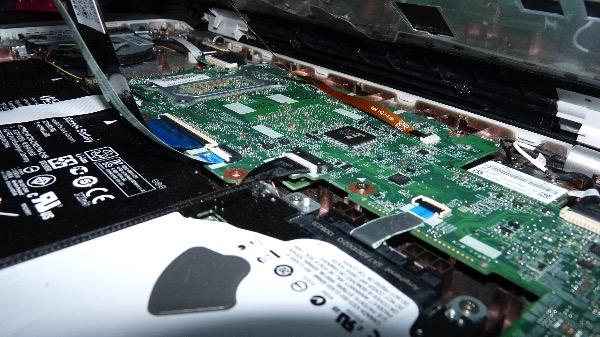 How To Replace HP X360 15-u011DX Wifi-Bluetooth Combo ...