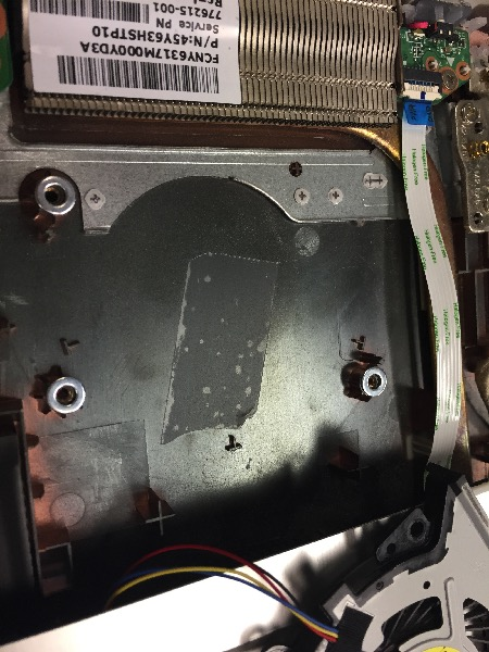 How To Fix System Fan Error (90B) and Excessive Noise on HP x360