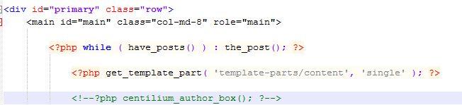 Centilium WordPress Theme