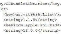 lilu_osbundle_string 1.1.0