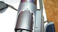 Disassemble JVC Camera top
