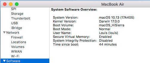 MacOS High Sierra 10 13 On Windows PCs-Laptops – Techs11