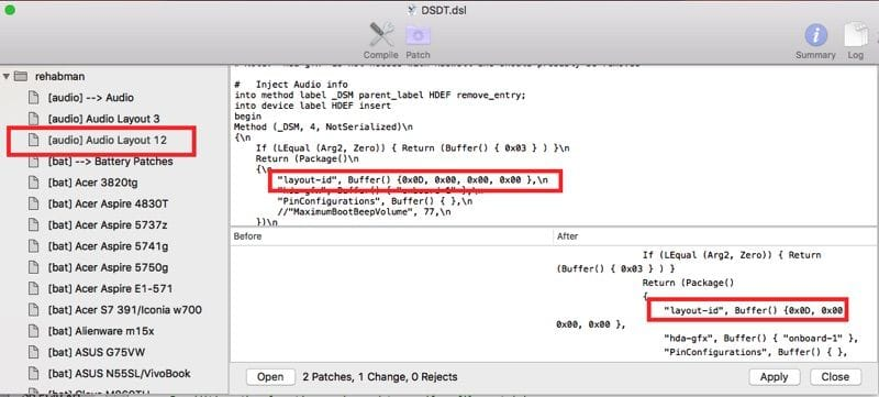 macOS Sierra 10.12.3 on Dell 7352 Inspiron i7-5500u Laptop