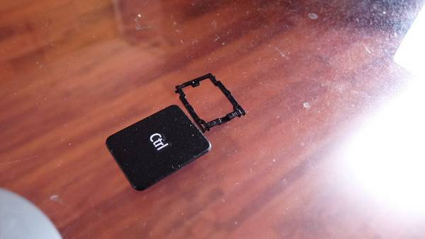 Fix Acer AO751H Netbook Keyboard Key