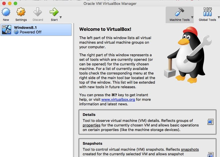 How To Install Virtual Box 5.2 with Windows on macOS High Sierra 10.13.1