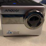 Andoer 4k 20MP Camera