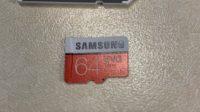 Andoer 4k 64GB microSD