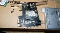 Fenvi FV101 half mini to PCI-E card adapter