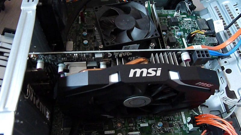 MSI gtx 1060 in dell 3668