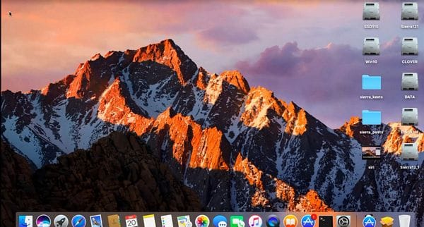 macOS Sierra On Mac Wanna Be Windows Laptops and Desktops