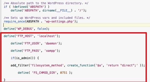 Install XAMPP 1 8 3 And WordPress 3 9 On Mac OS X Mavericks